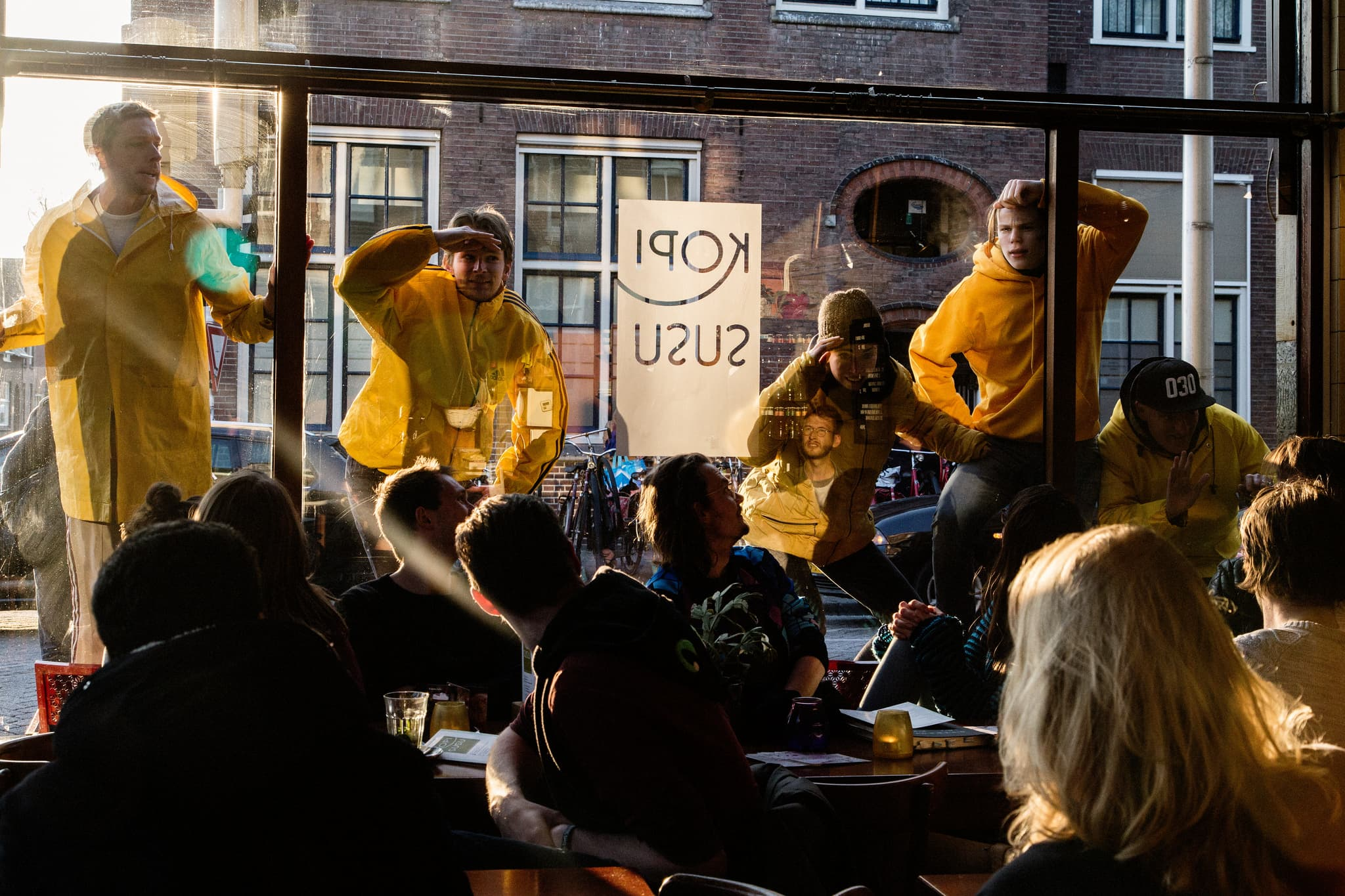 Dit zijn de partners van Cafe theater festival Zwolle