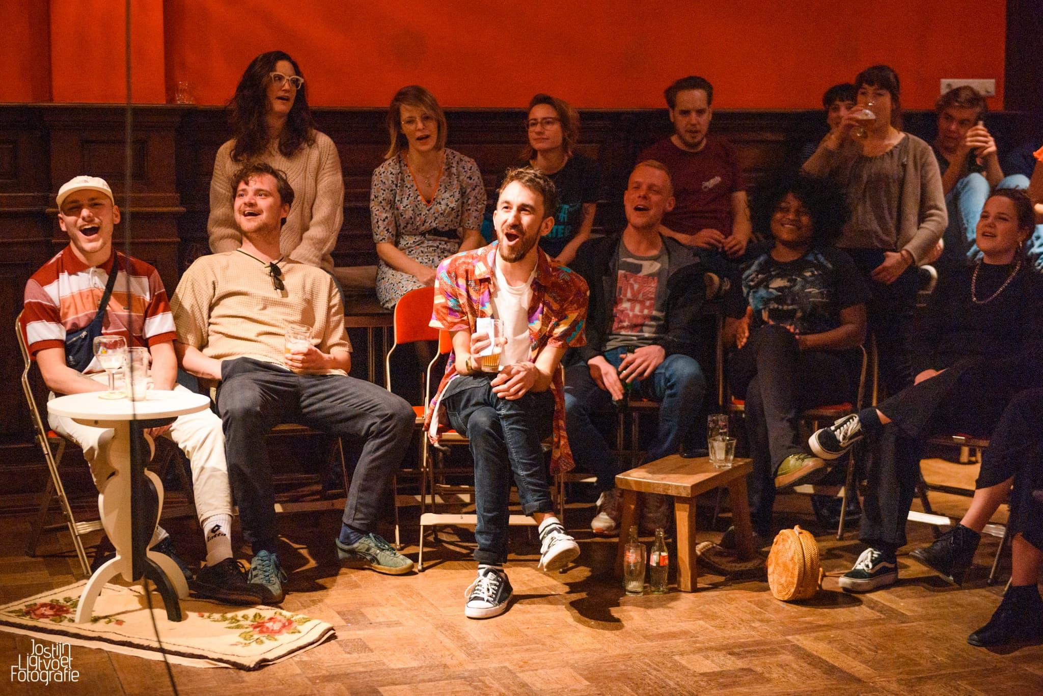 We zijn eruit: dit is de line-up van Cafe Theater Festival Tilburg 2020!